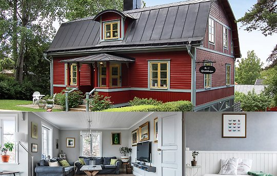 Mats Hellqvist, Mäklare på Best of Homes